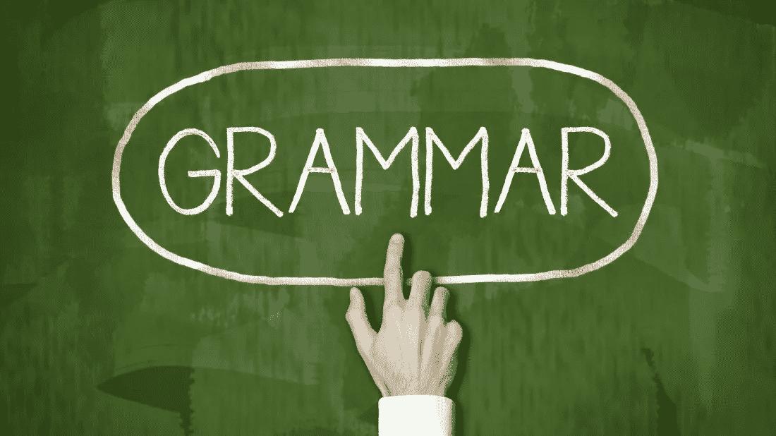 Focus on studying basic grammar
