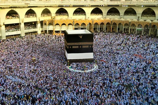 masjid al haram of mecca