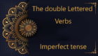 The double Lettered Verbs | Imperfect tense - Arabic free courses