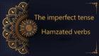 The hamzated verbs | Arabic free courses