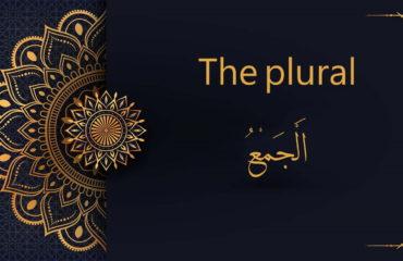 The plural in arabic