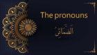 the pronouns in Arabic