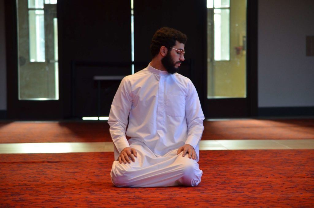 tasleem in salat prayer