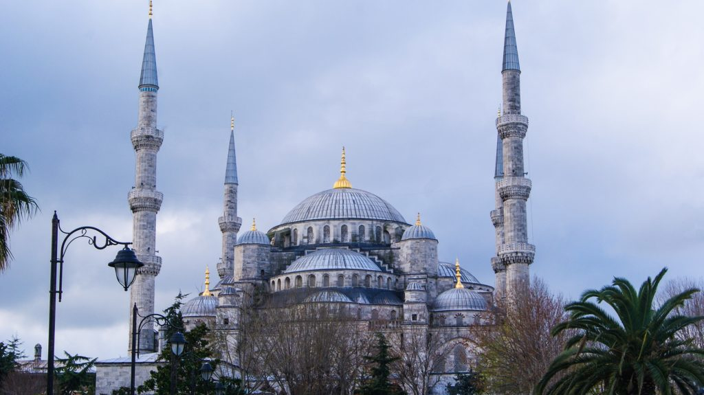 sultan ahmed mosque of istanbul