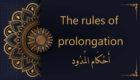 les règles de la prolongation   regles de tajwid